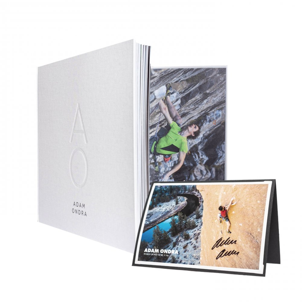 AO Photo Book + Free Signed Postcard - Print with signature: Signed by Adam