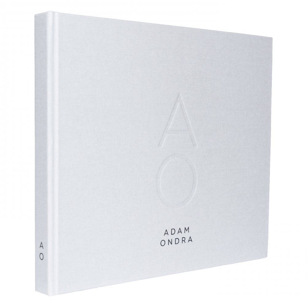 AO Photo Book - Print with signature: Signed by Adam